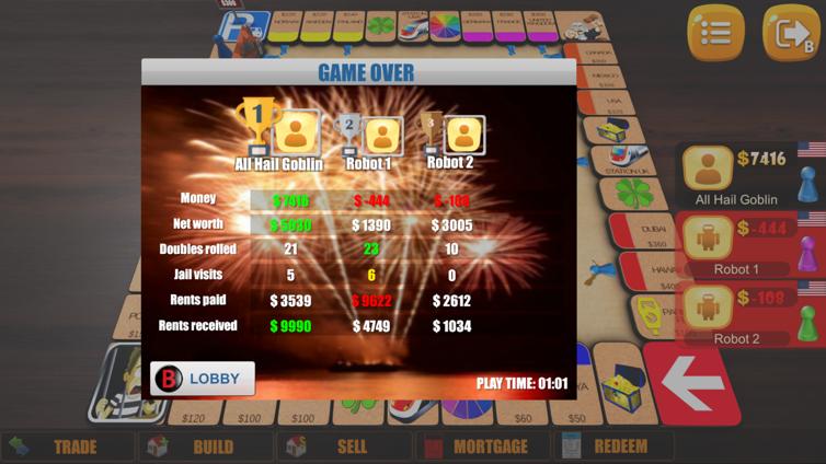 Rento Fortune - Monolit Tycoon Screenshot 2