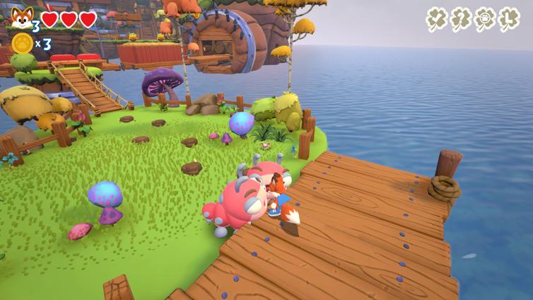 Super Lucky's Tale Screenshot 4