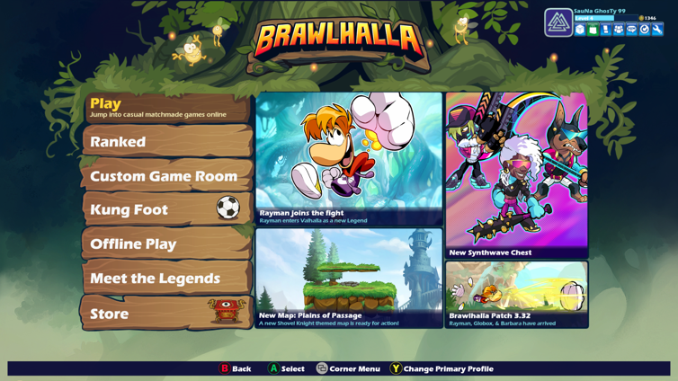 Brawlhalla Screenshot 2