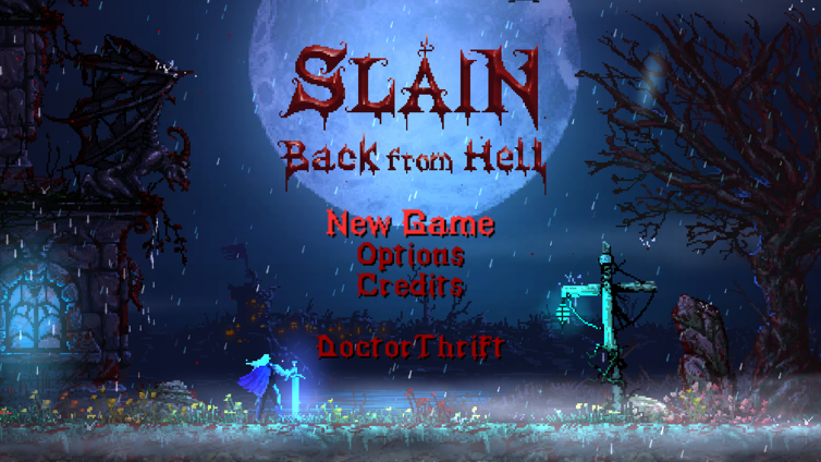 Slain: Back from Hell Screenshot 1