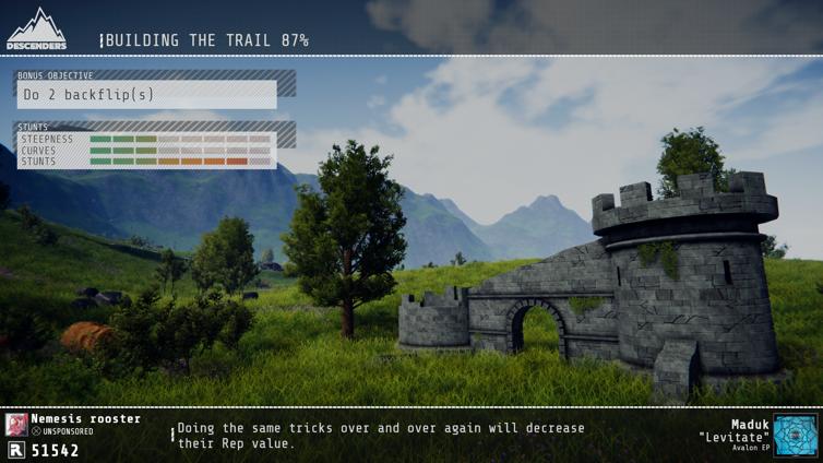 Descenders Screenshot 4