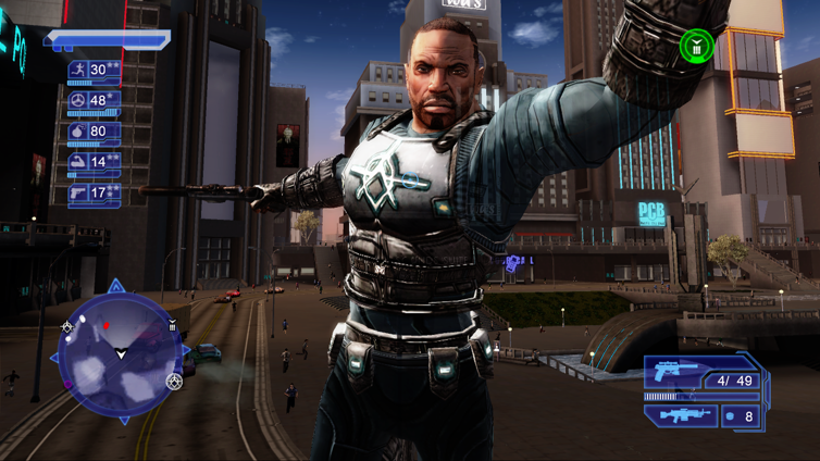 Crackdown Screenshot 2