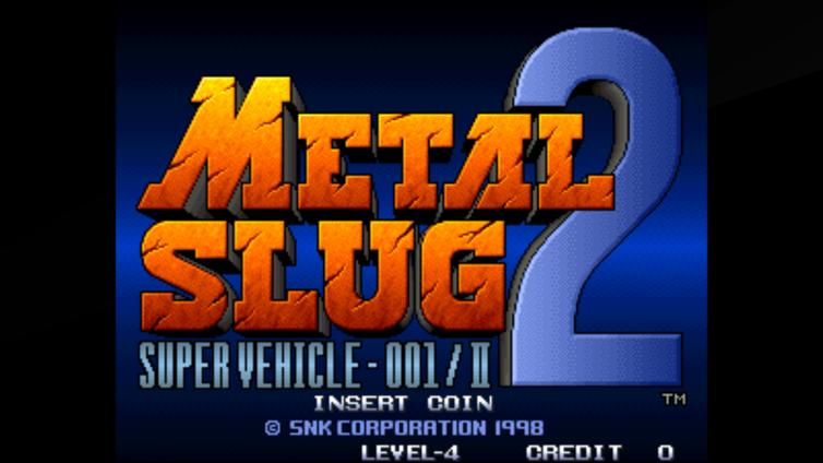 ACA NEOGEO METAL SLUG 2 Screenshot 4