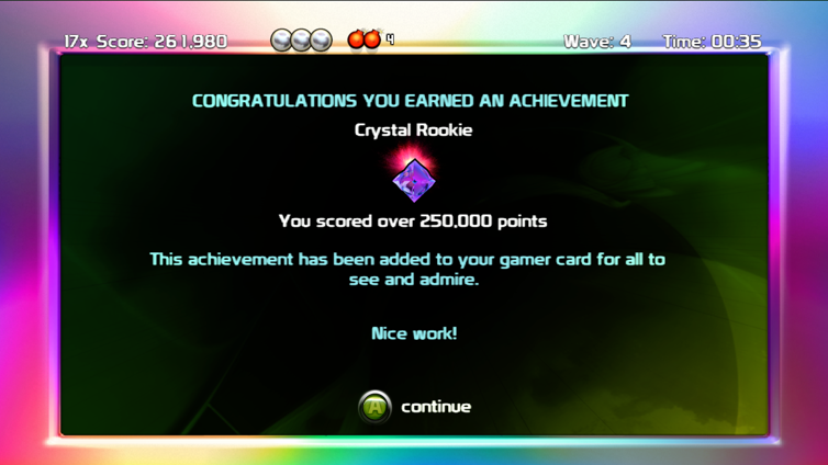 Crystal Quest Screenshot 3