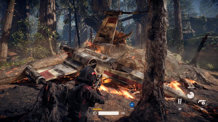 Star Wars Battlefront II Screenshot 3