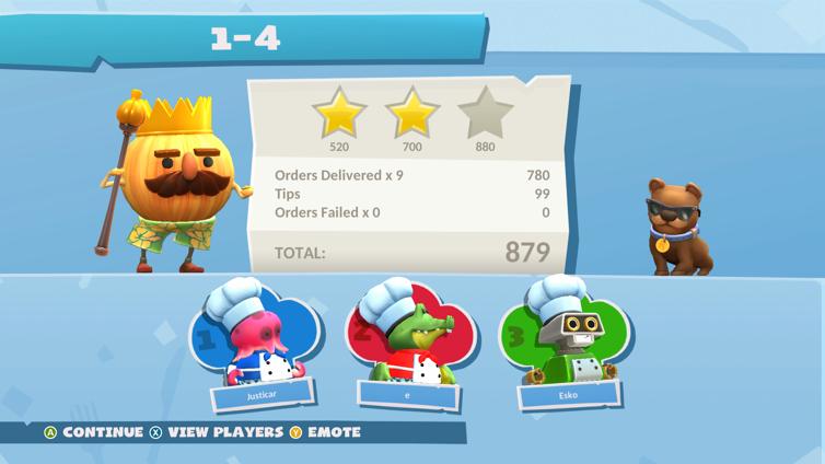 Overcooked! 2 Screenshot 4
