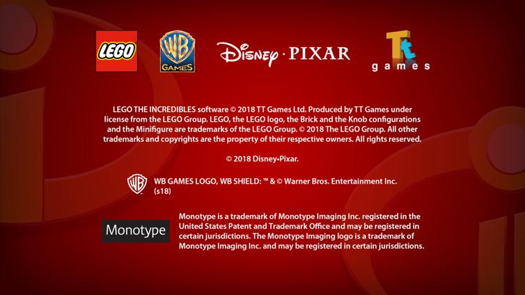 LEGO The Incredibles Screenshot 1