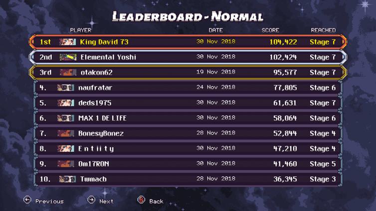 Rival Megagun Screenshot 4